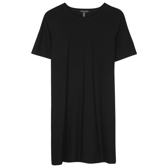 Washable Stretch Crepe Dress