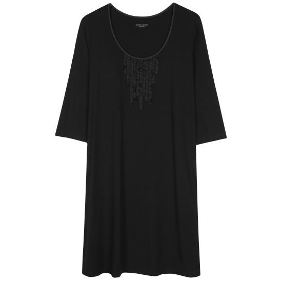 Rayon Stretch Dress