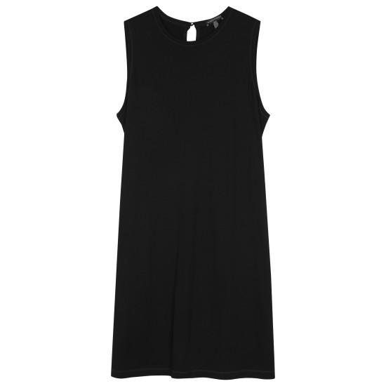 Tencel Stretch Knit Dress