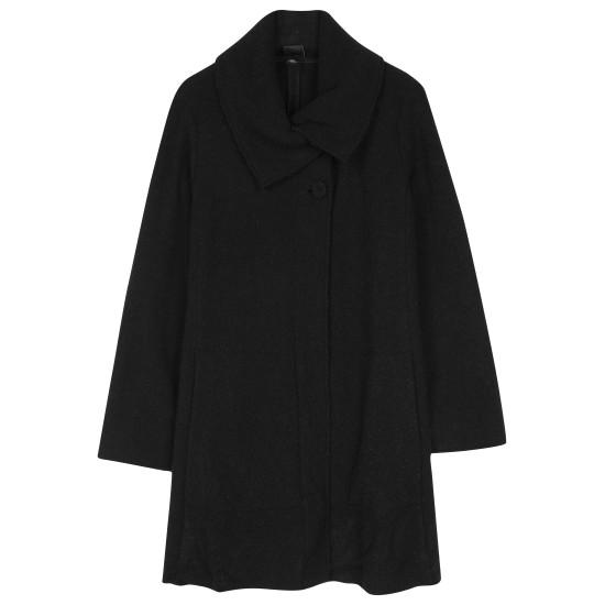 Fine Boucle Coat
