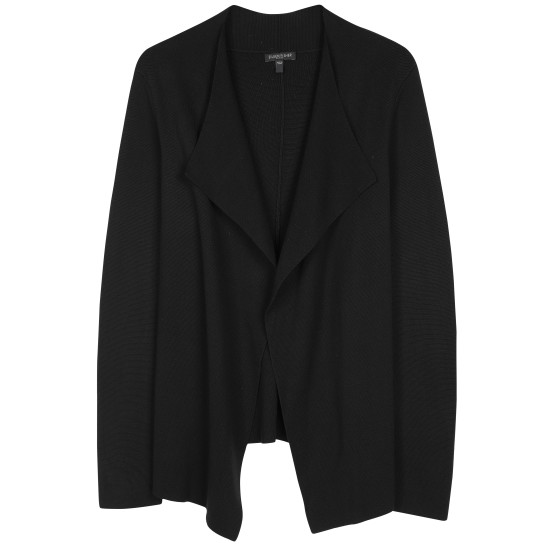 Silk Cotton Interlock Jacket