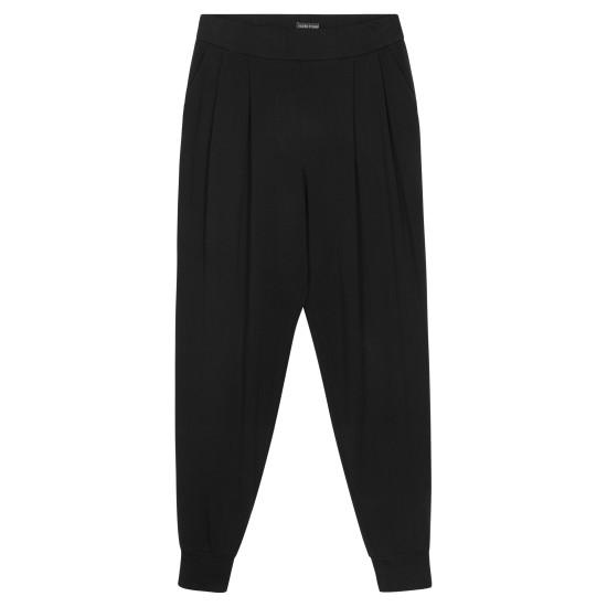 Stretch Tencel Fleece Legwear