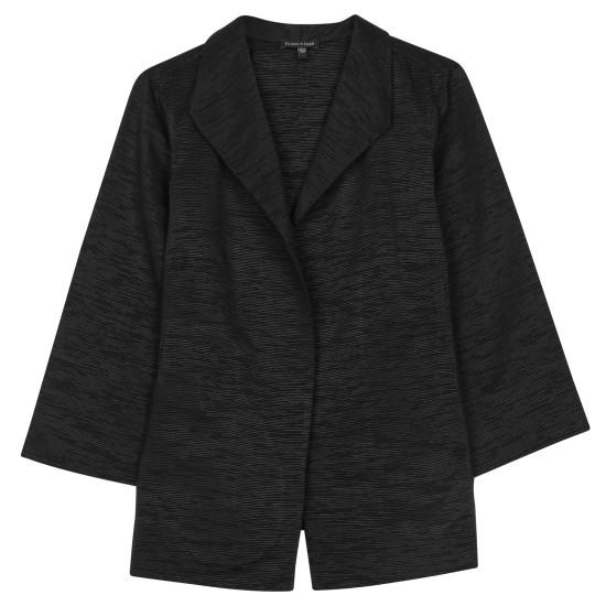 Cotton Nylon Ottoman Jacket