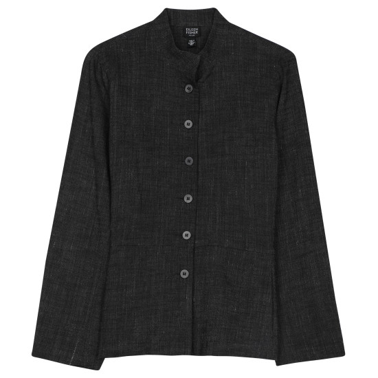 Cotton Cross Hatch Jacket