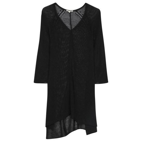 Merino Wool Rib Pullover