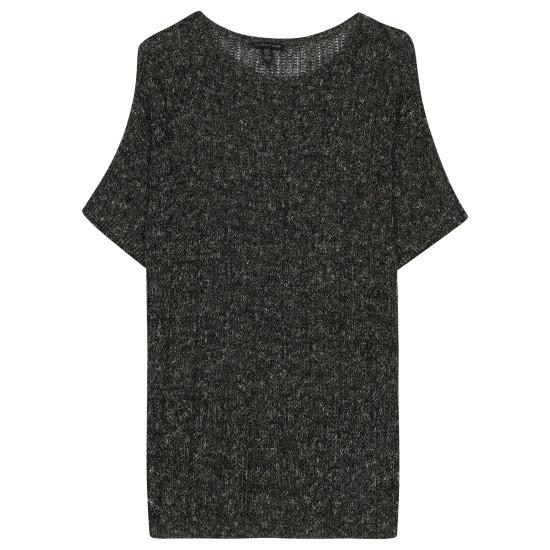 Organic Cotton Poly Slub Pullover