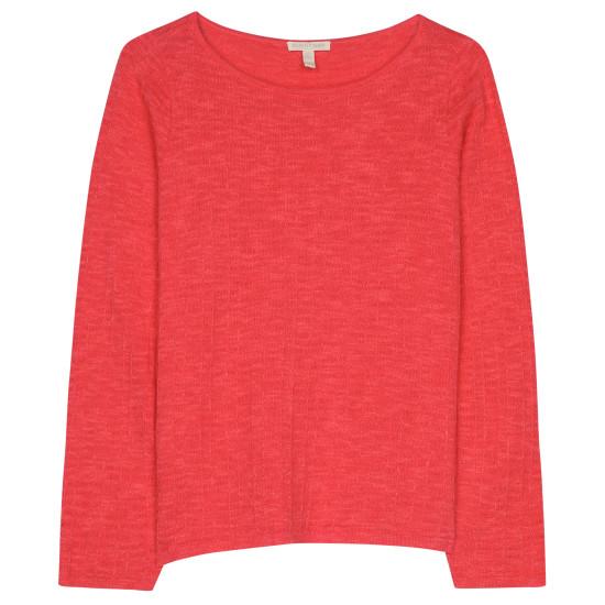Organic Linen Knit Pullover