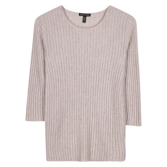 Linear Fine Merino Pullover