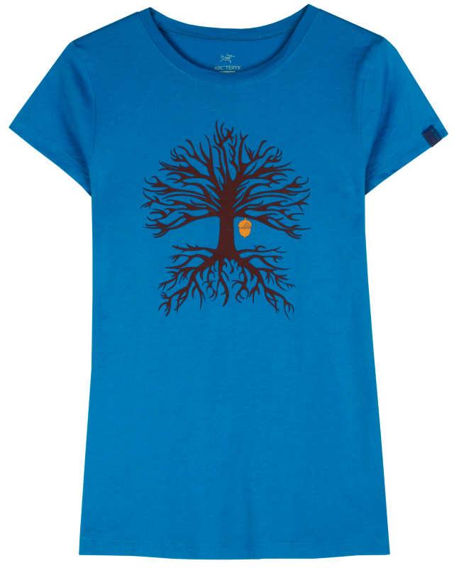 Evolution Tree SS Tshirt Women's