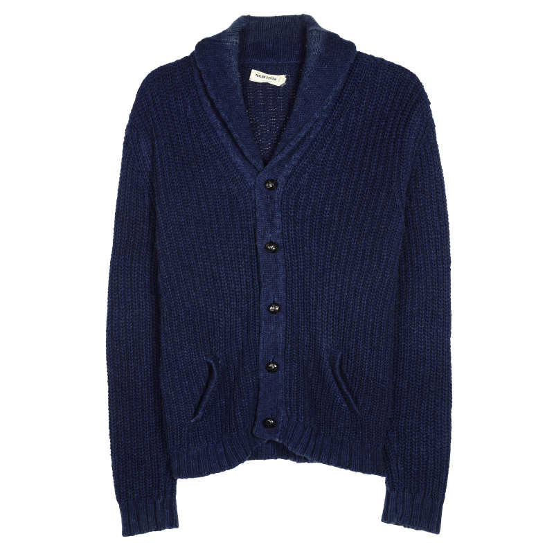The Shawl Cardigan