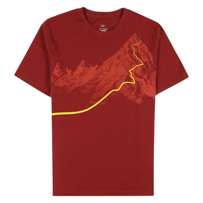 Afterglo HW SS T-Shirt Men's