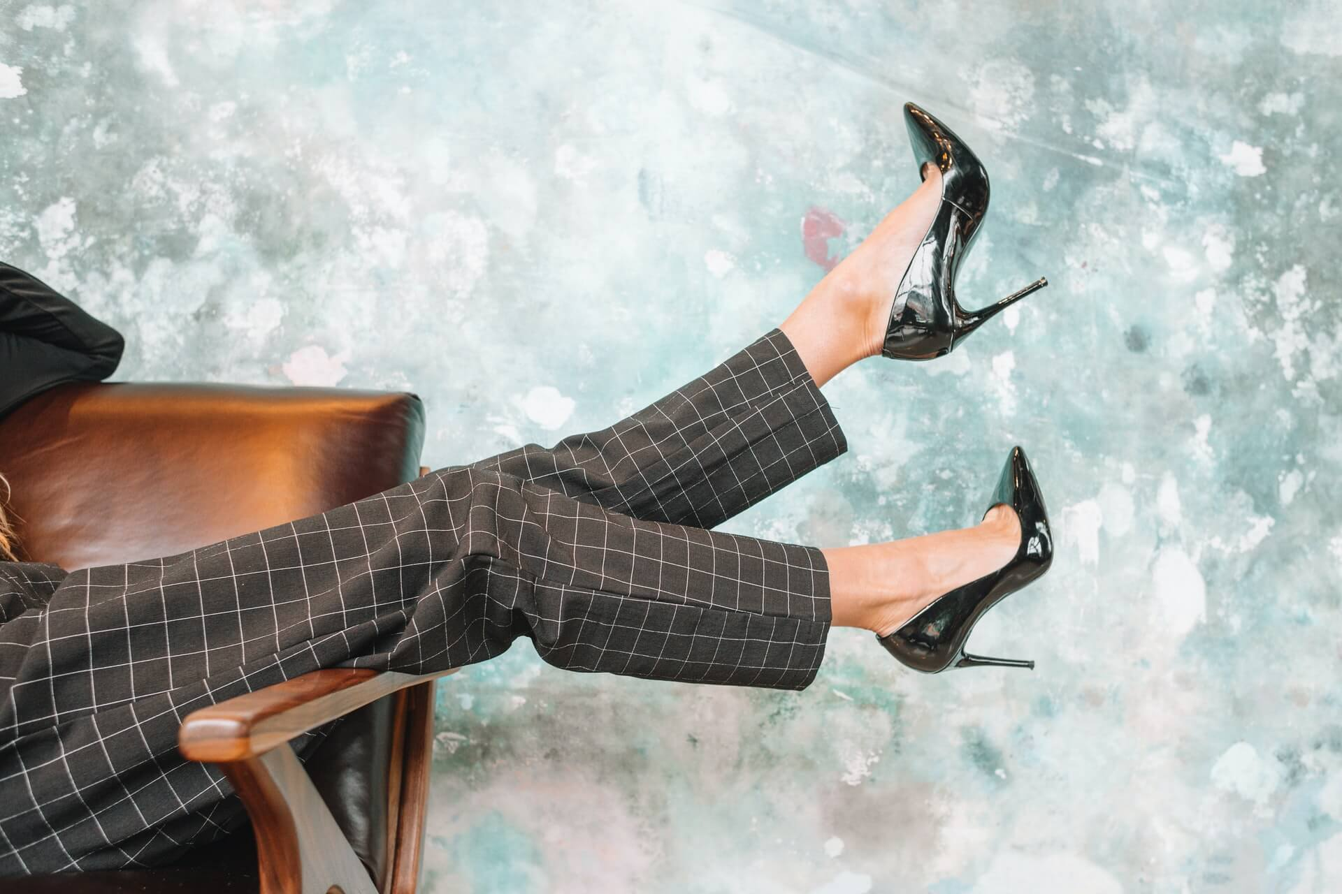 Want better sex? Wear high heels 👠