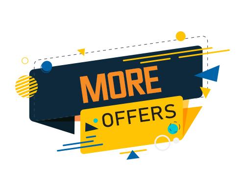 More offer