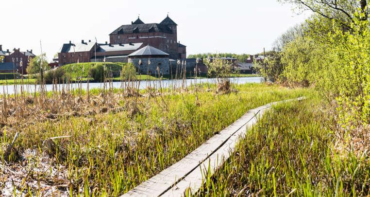 Hämeenlinna Asemanranta myytävät asunnot ja uudiskohteet