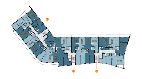 4. Poschodie