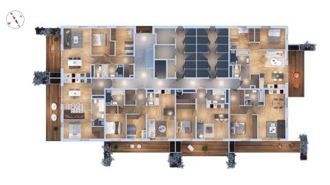 1. korrus