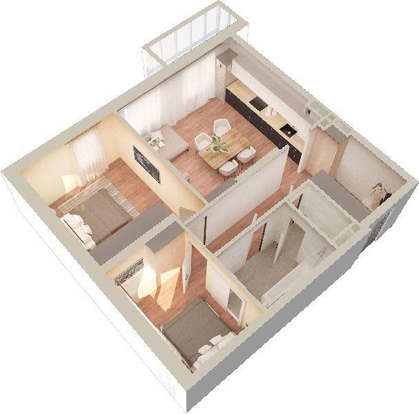 казань стоимость малосемейного жилья
