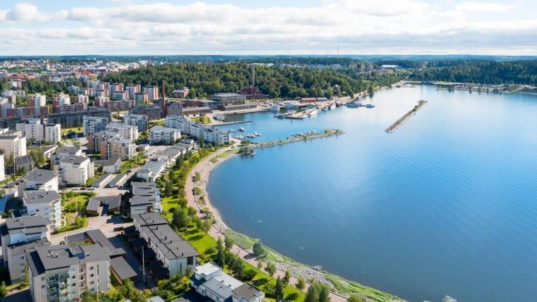 myytävät, asunnot, uudiskohteet, Lahti, Ruoriniemi