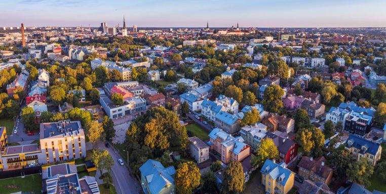 Uuselamud Põhja-Tallinnas