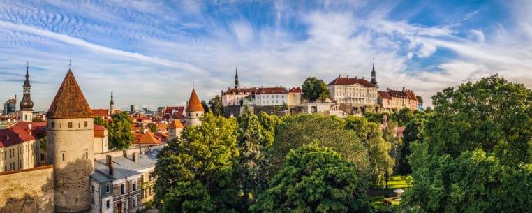Uued korterid Tallinnas
