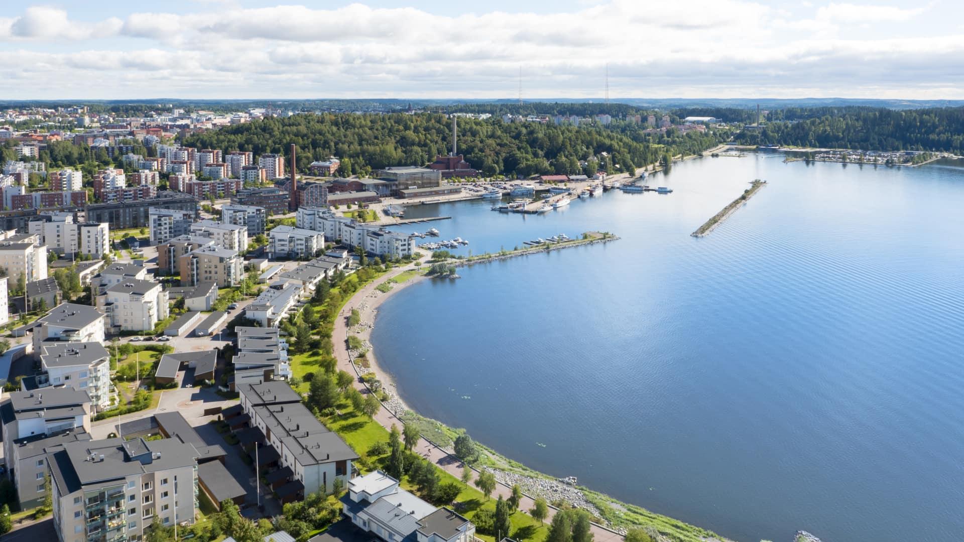 myytävät, asunnot, uudiskohteet, Lahti