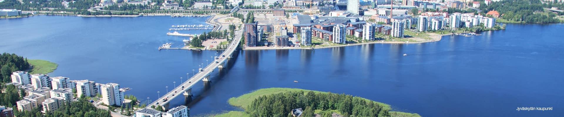 Myytävät asunnot Jyväskylässä