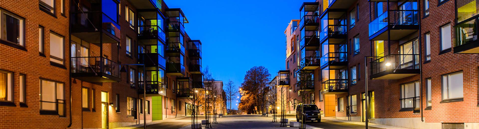 Myytävät asunnot Helsingin Vallilan Konepajalla