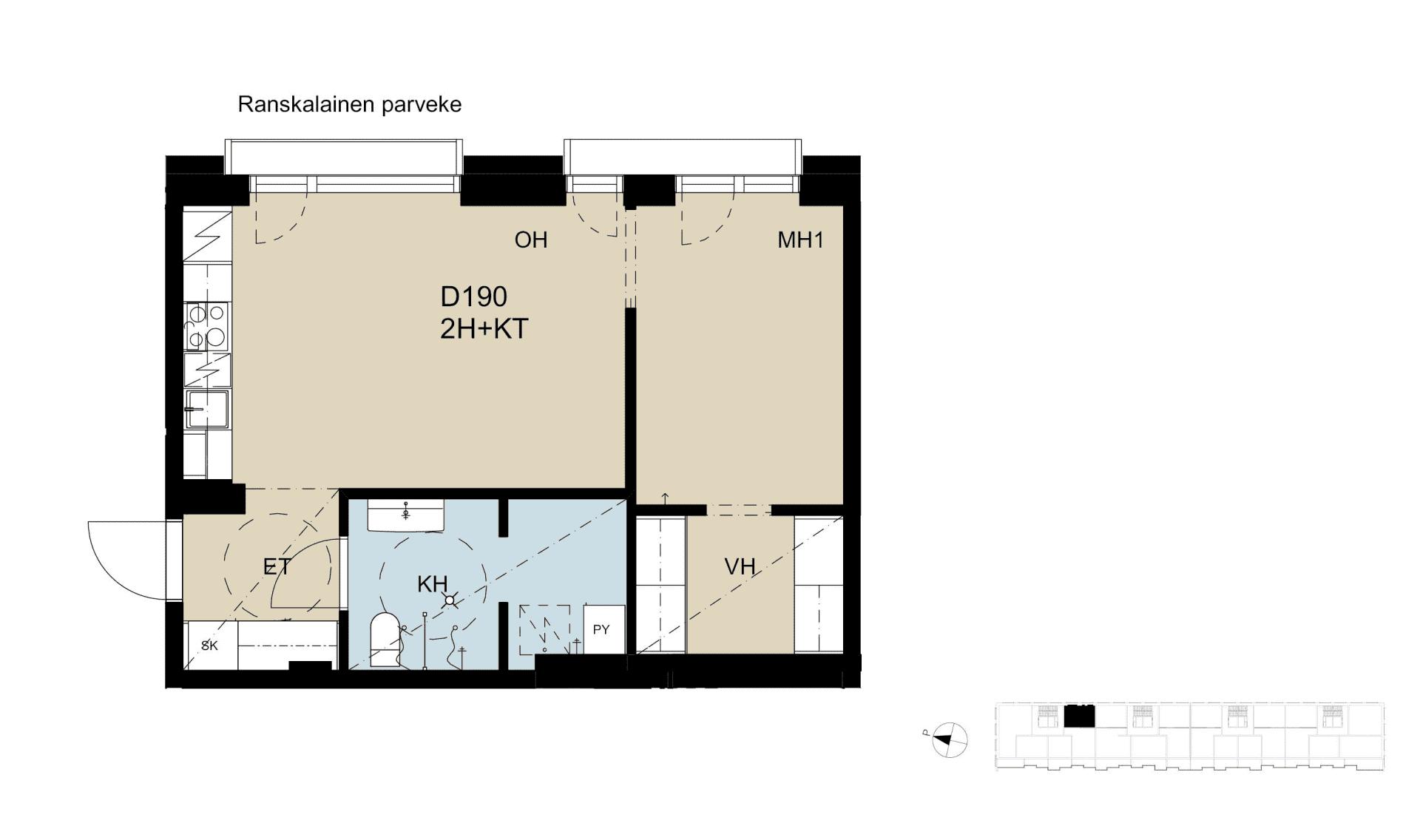 D 215