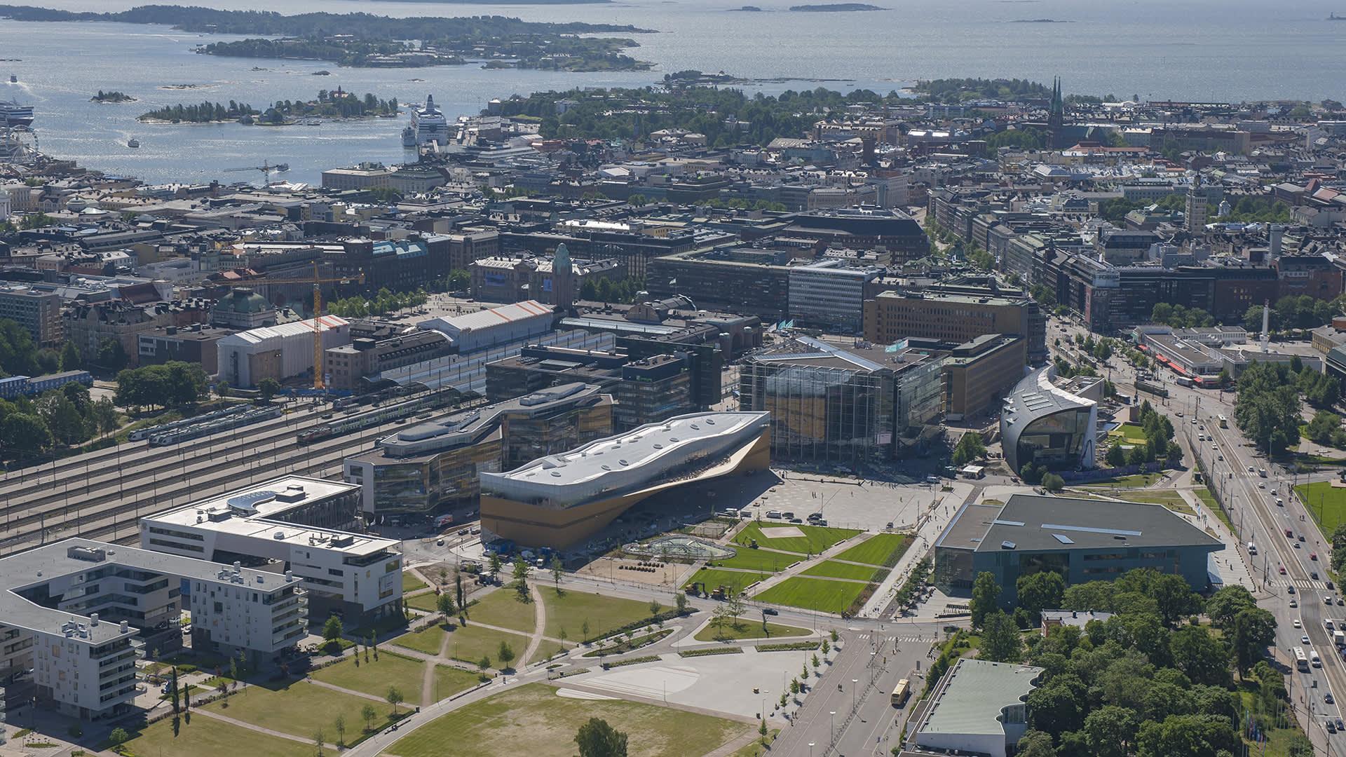 Helsingin kaupunkikuva