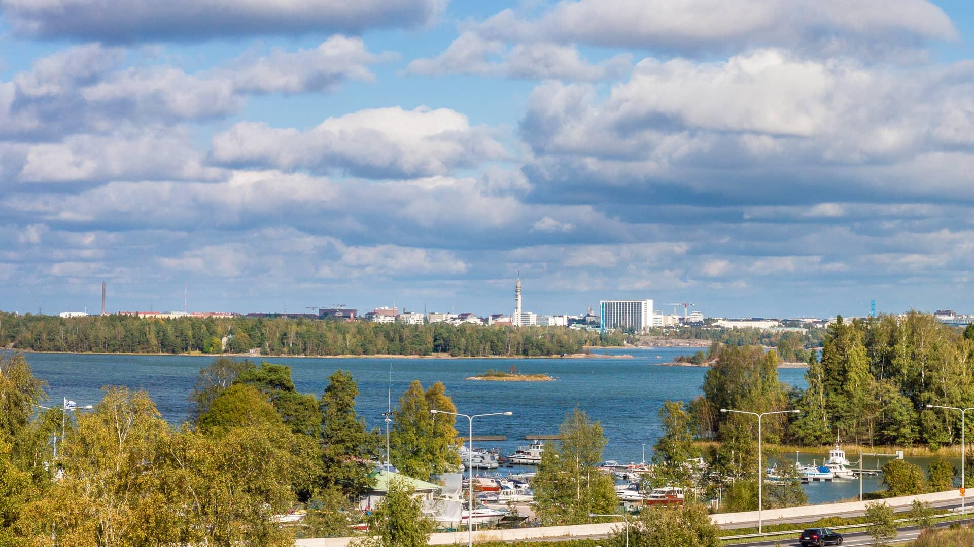 Asunnot Helsinki - Lauttasaari - YIT Koti