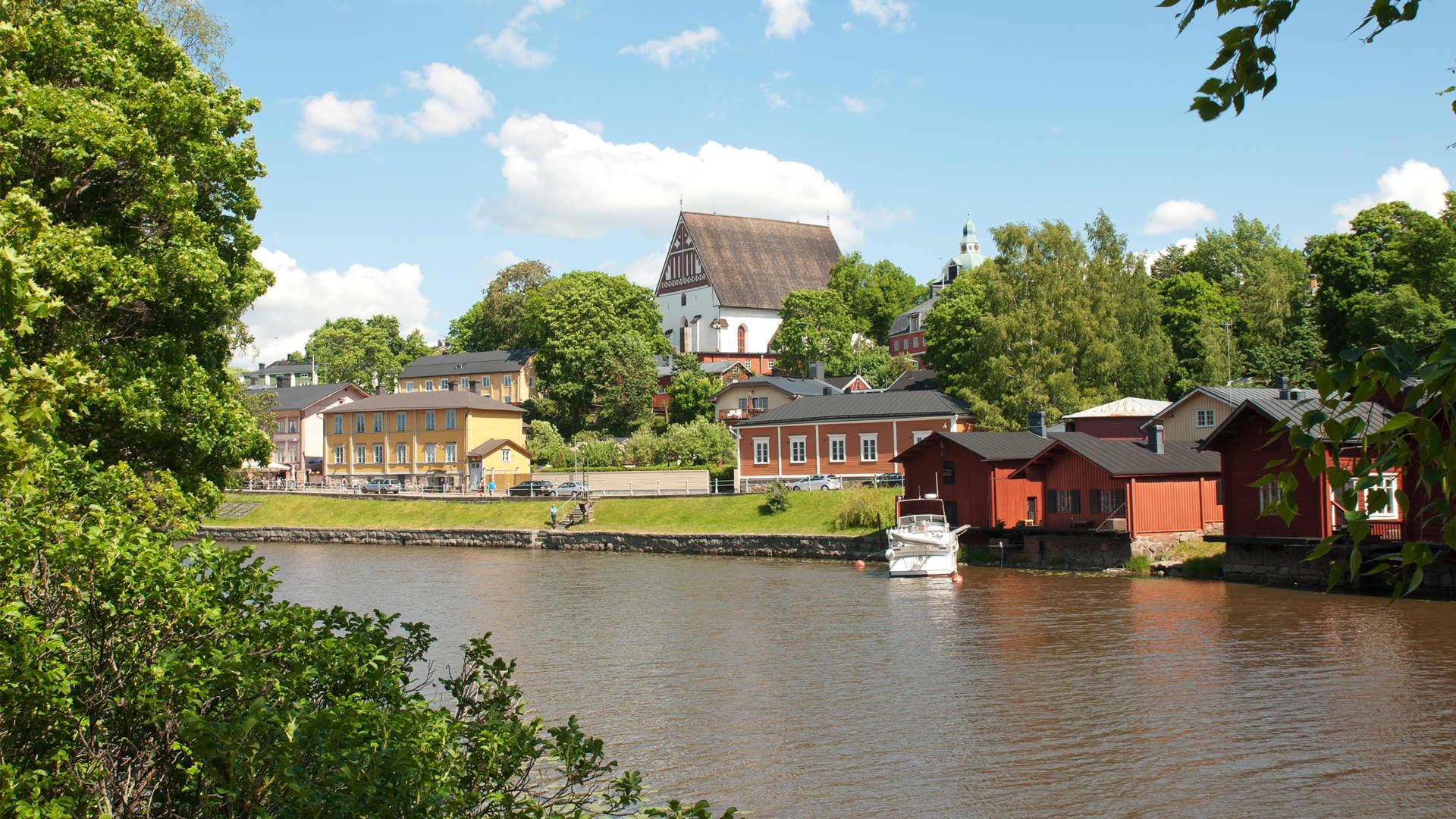 Myytävät asunnot Porvoossa