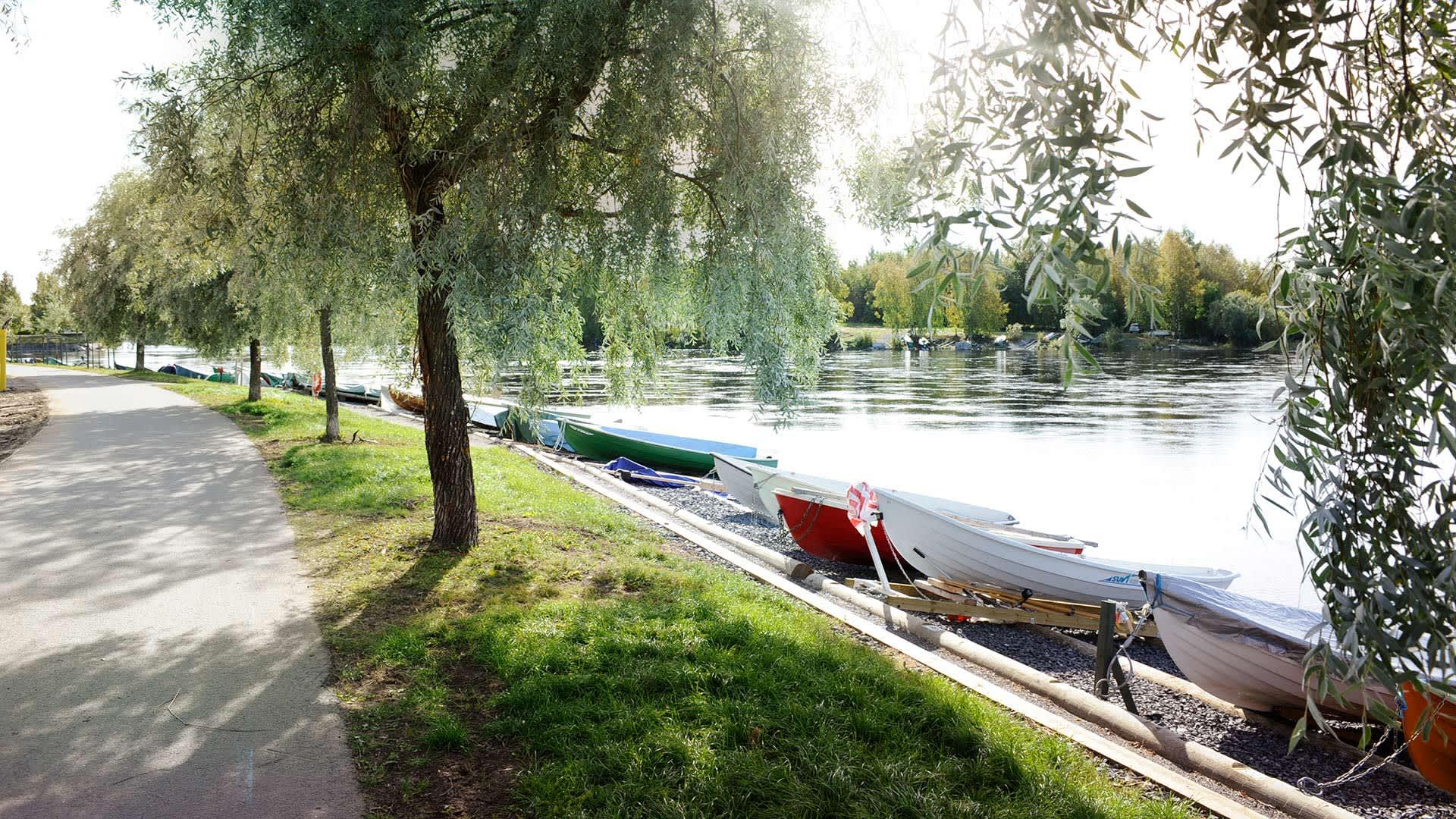Myytävät asunnot Oulun Merijalinrannassa Tuirassa