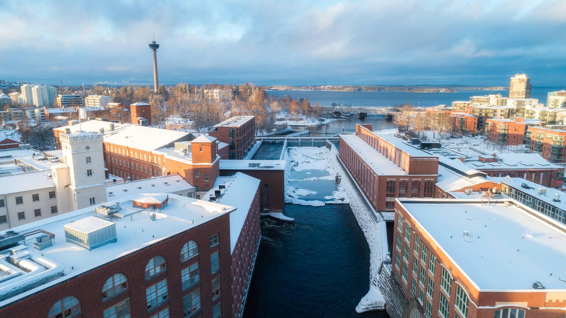 myytävät, asunnot, uudiskohteet, Tampere
