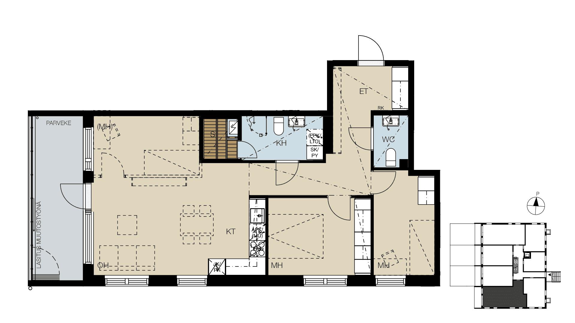 Asuntopohja - Lohjan Keksitehdas - YIT