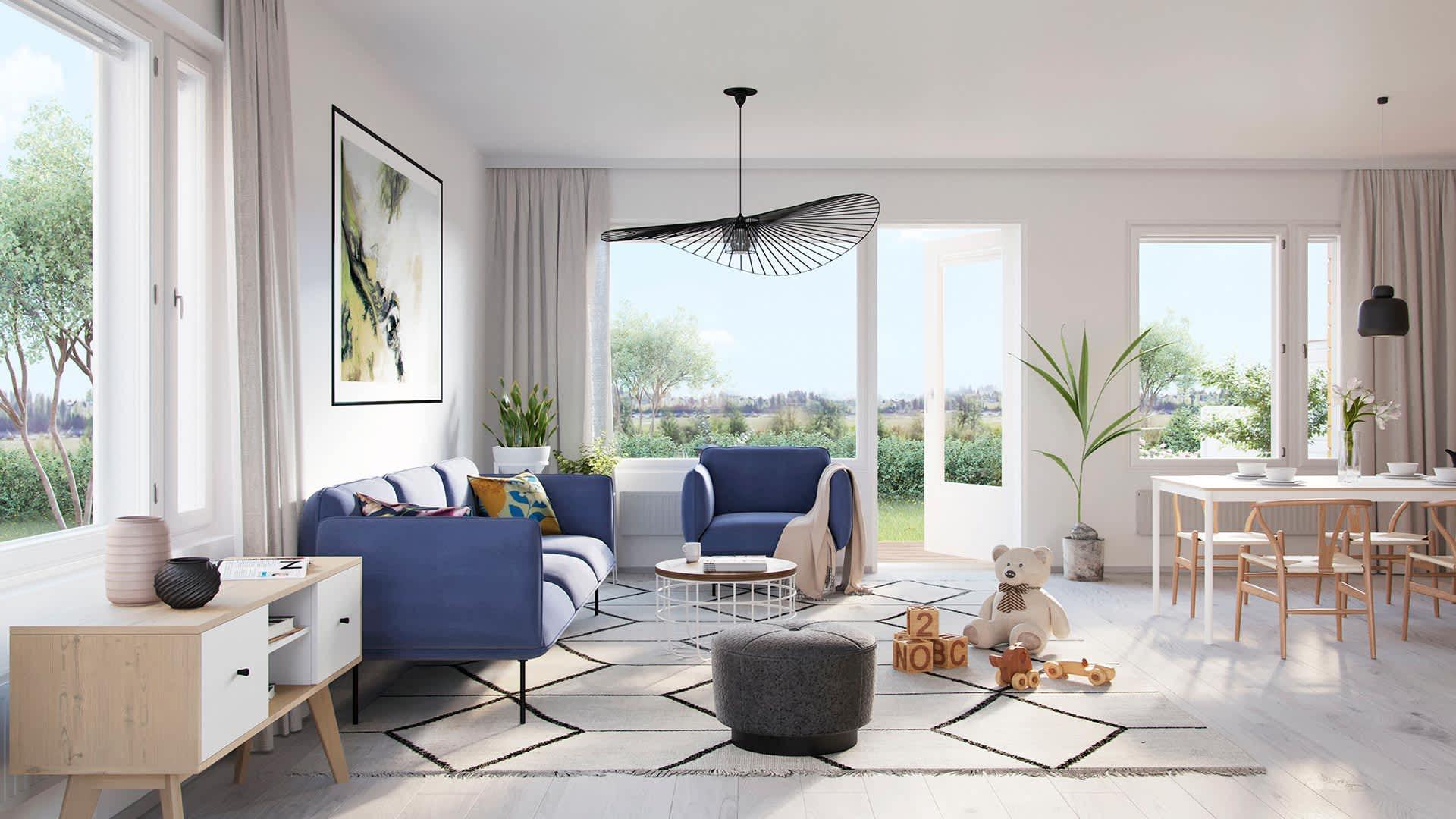 Apartments for sale in Espoo - YIT Koti - Hansavalkama