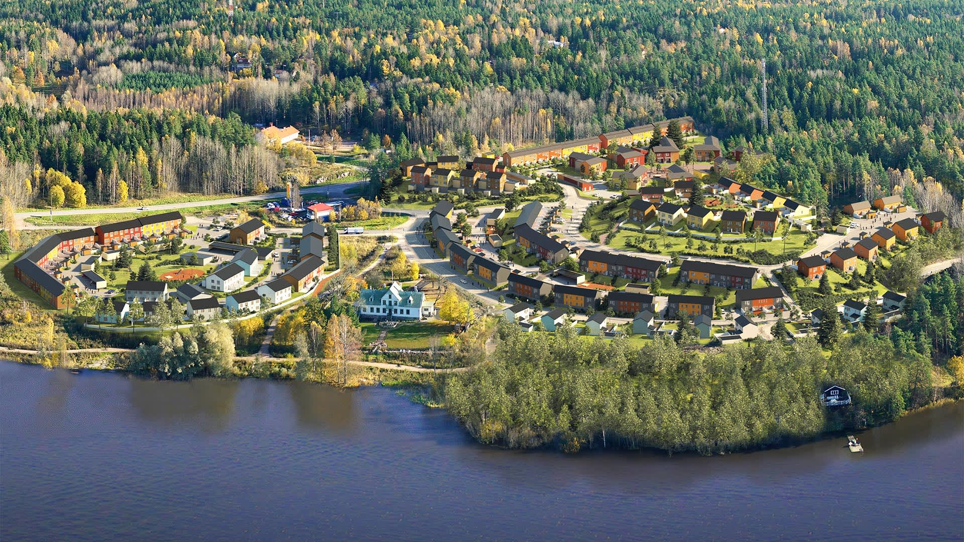 Houses for sale in Espoo - Asunto Oy Espoon Vuokko - Nupuri - YIT