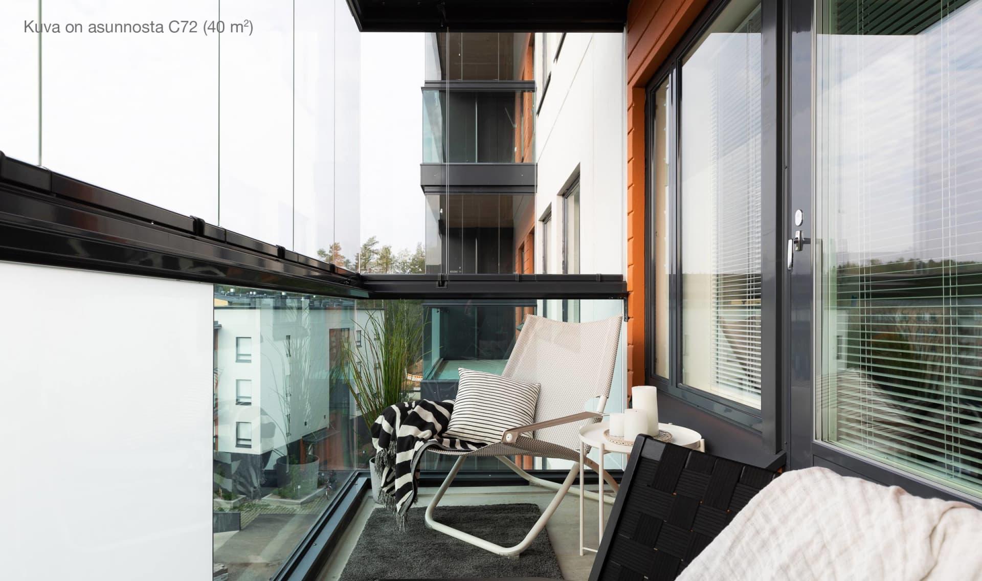 Myytävät asunnot, Kauniainen - Asunto Oy Kauniaisten Herttua