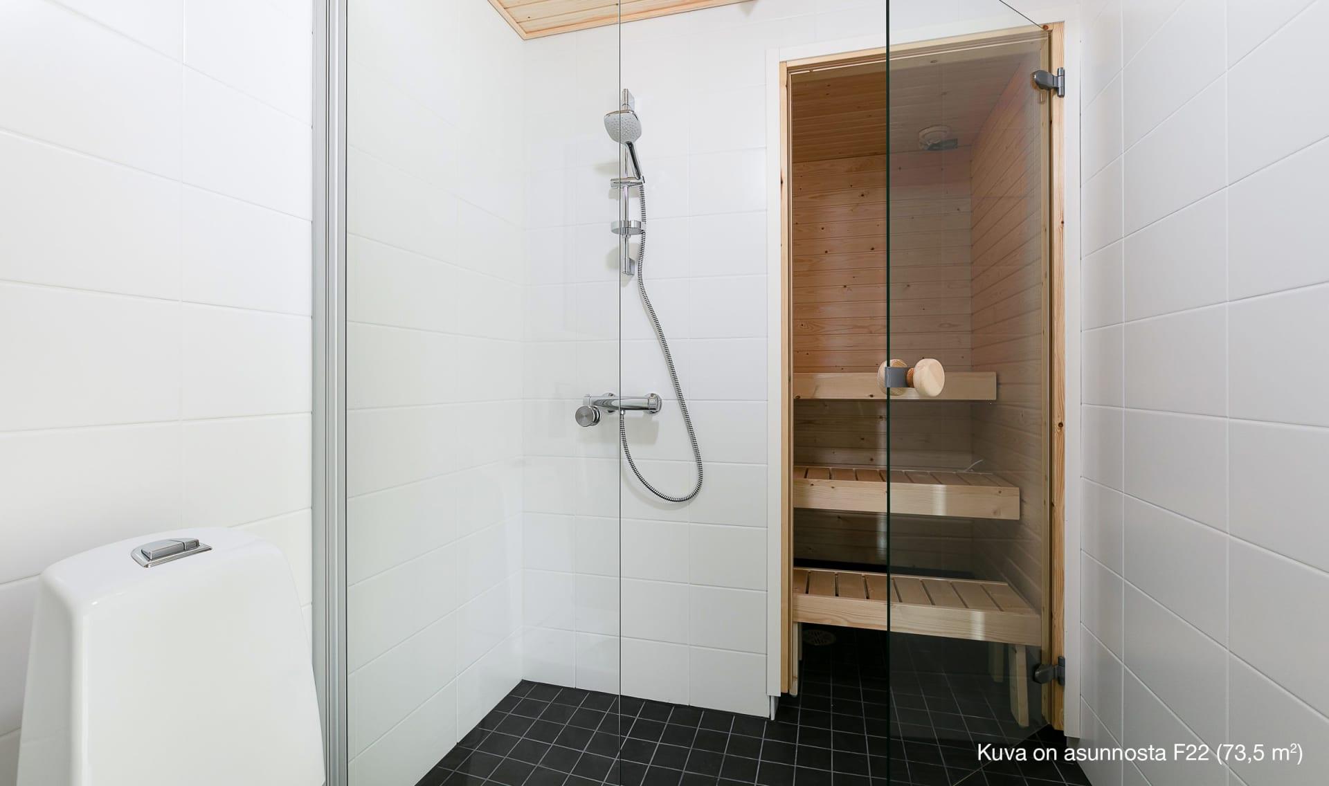 Asunto Oy Espoon Puolukka, 73,5 m2