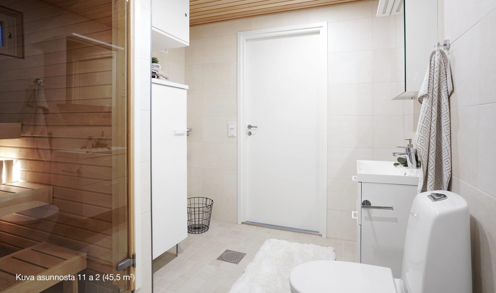 Asunto Oy Hämeenlinnan Villa Marrone, Sairionranta, asunto 11 a 2, 2h+kt+s