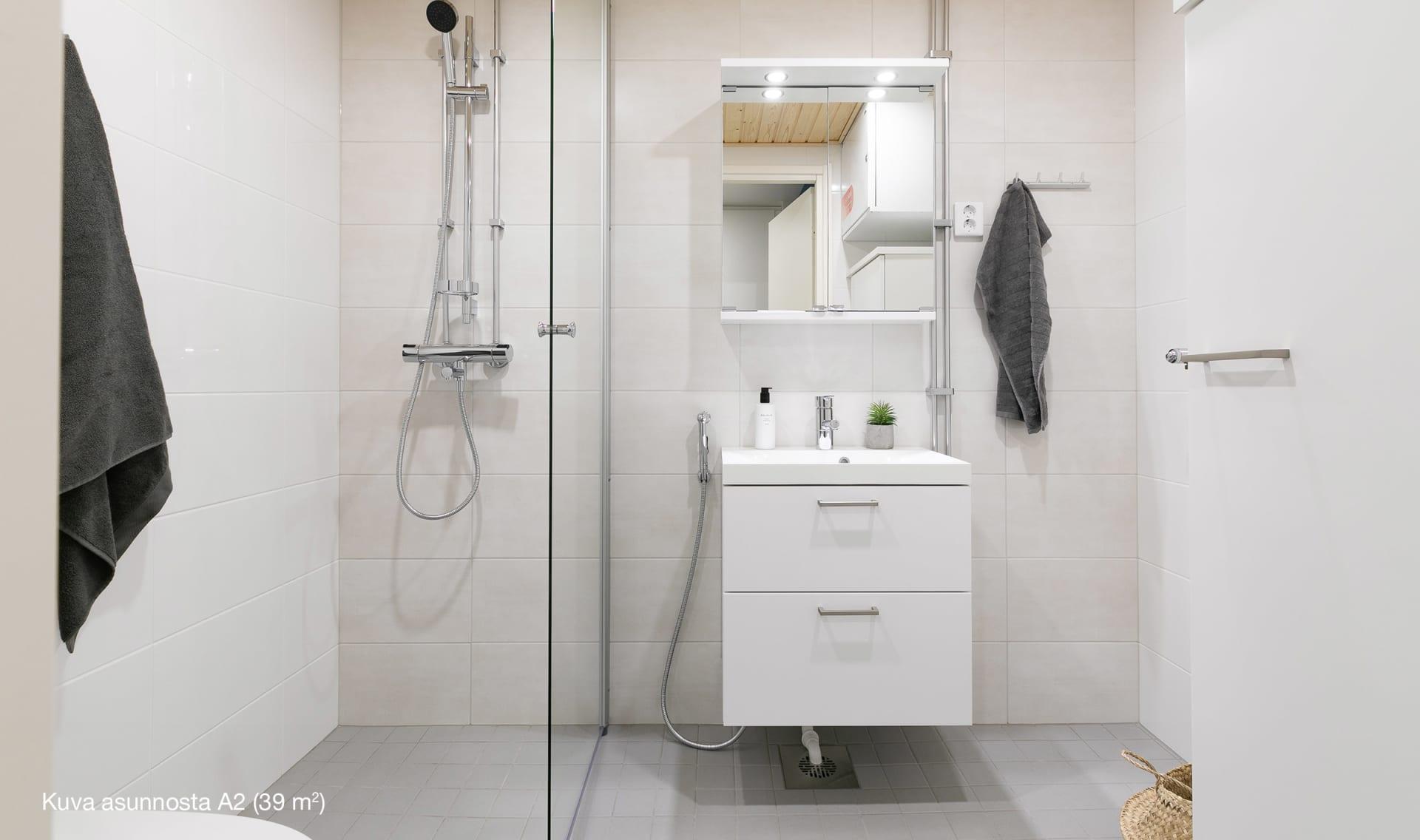 Asunto Oy Sipoon Pankkiiri, 2h+kt, 39 m2