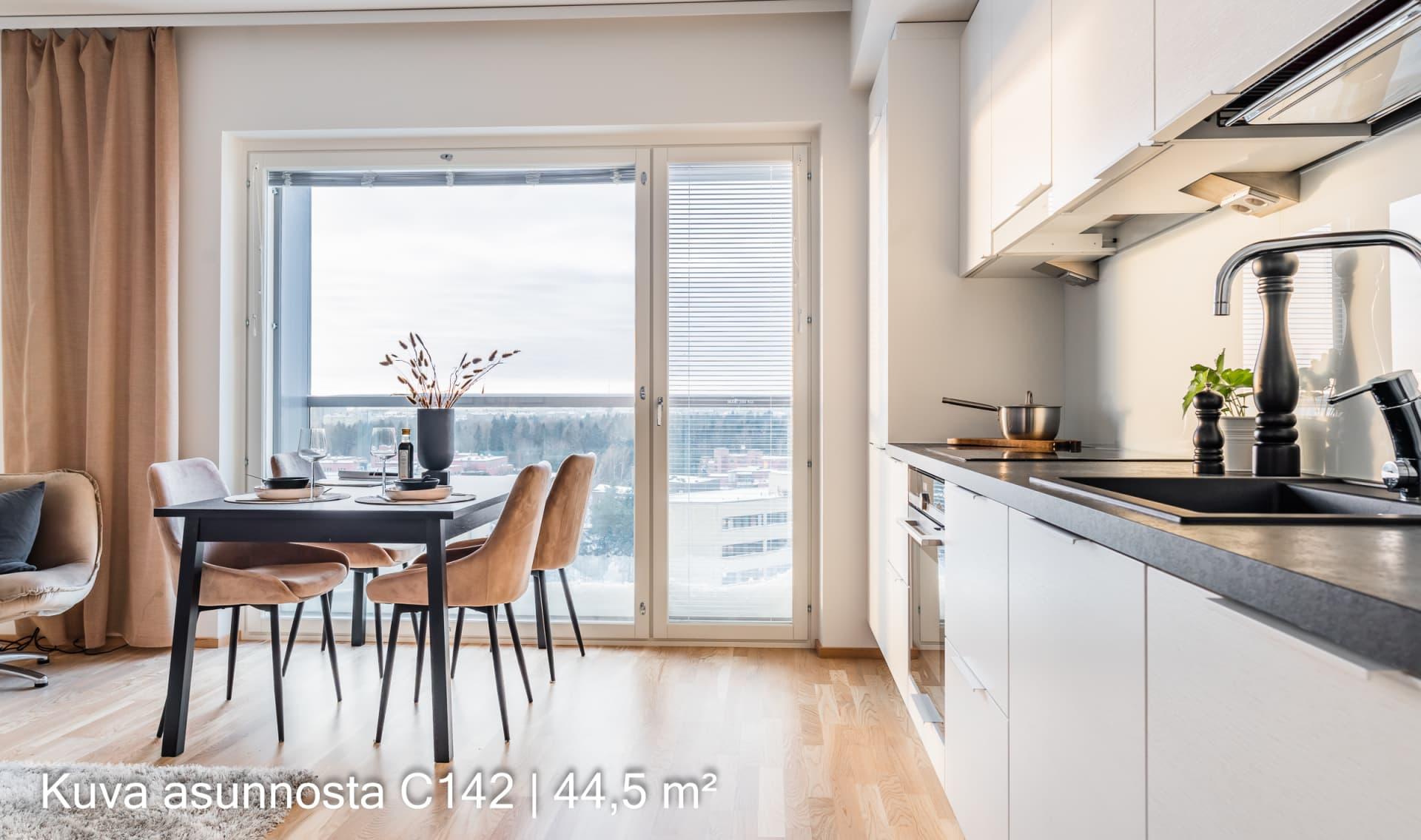 Myytävät asunnot Helsinki - Asunto Oy Helsingin Klyyga - Tripla - YIT