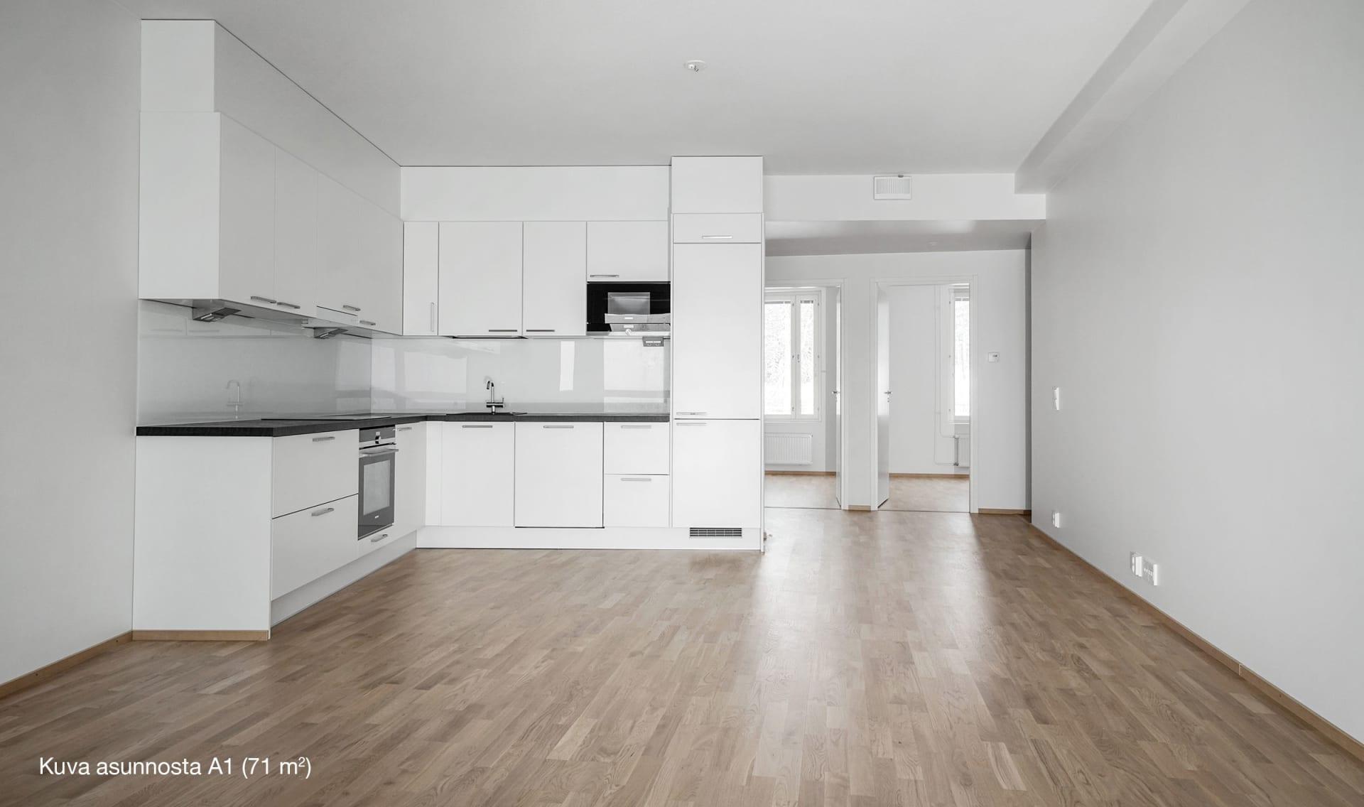 Myytävät asunnot Espoo - Asunto Oy Espoon Neptunus, Marinranta, Kivenlahti - YIT