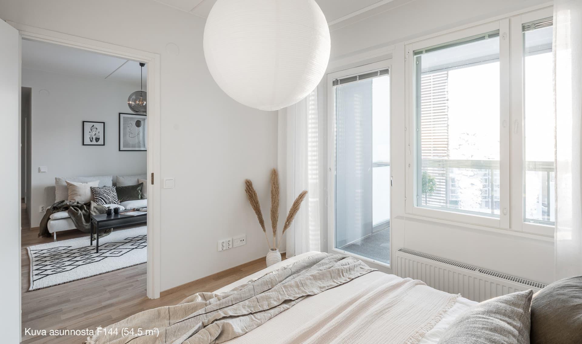 Myytävät asunnot Helsinki, Lauttasaari - Asunto Oy Helsingin Karikukko - YIT