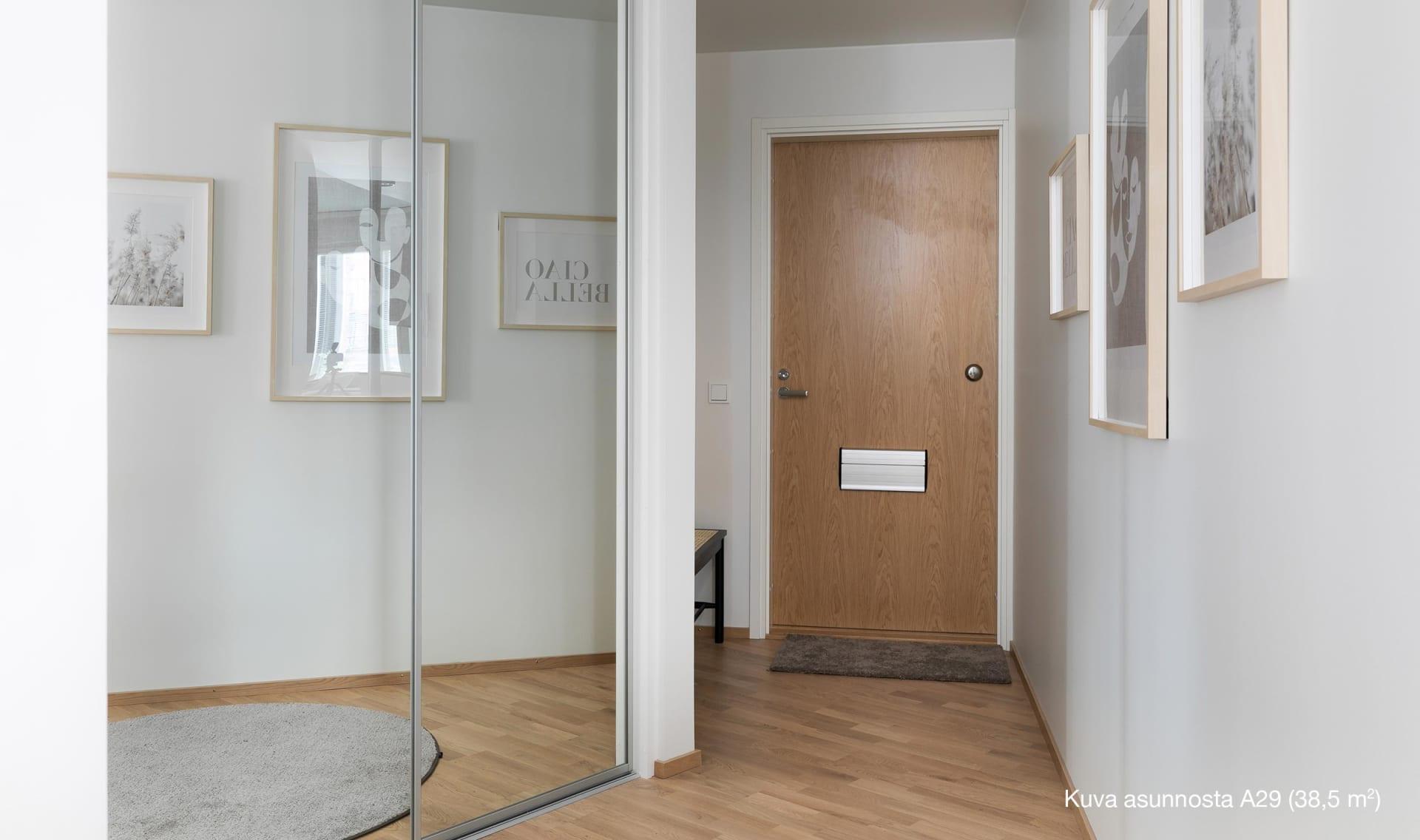 Myytävät asunnot Helsinki - Helsingin Teodor- YIT
