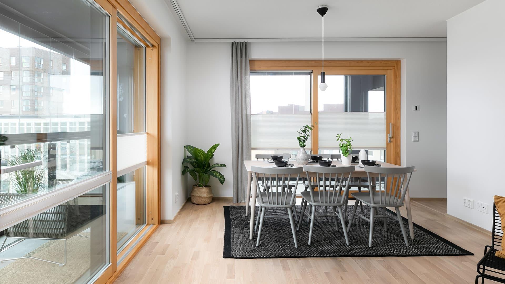 Myytävät asunnot Helsinki, Kalasatama - Helsingin Masto - YIT