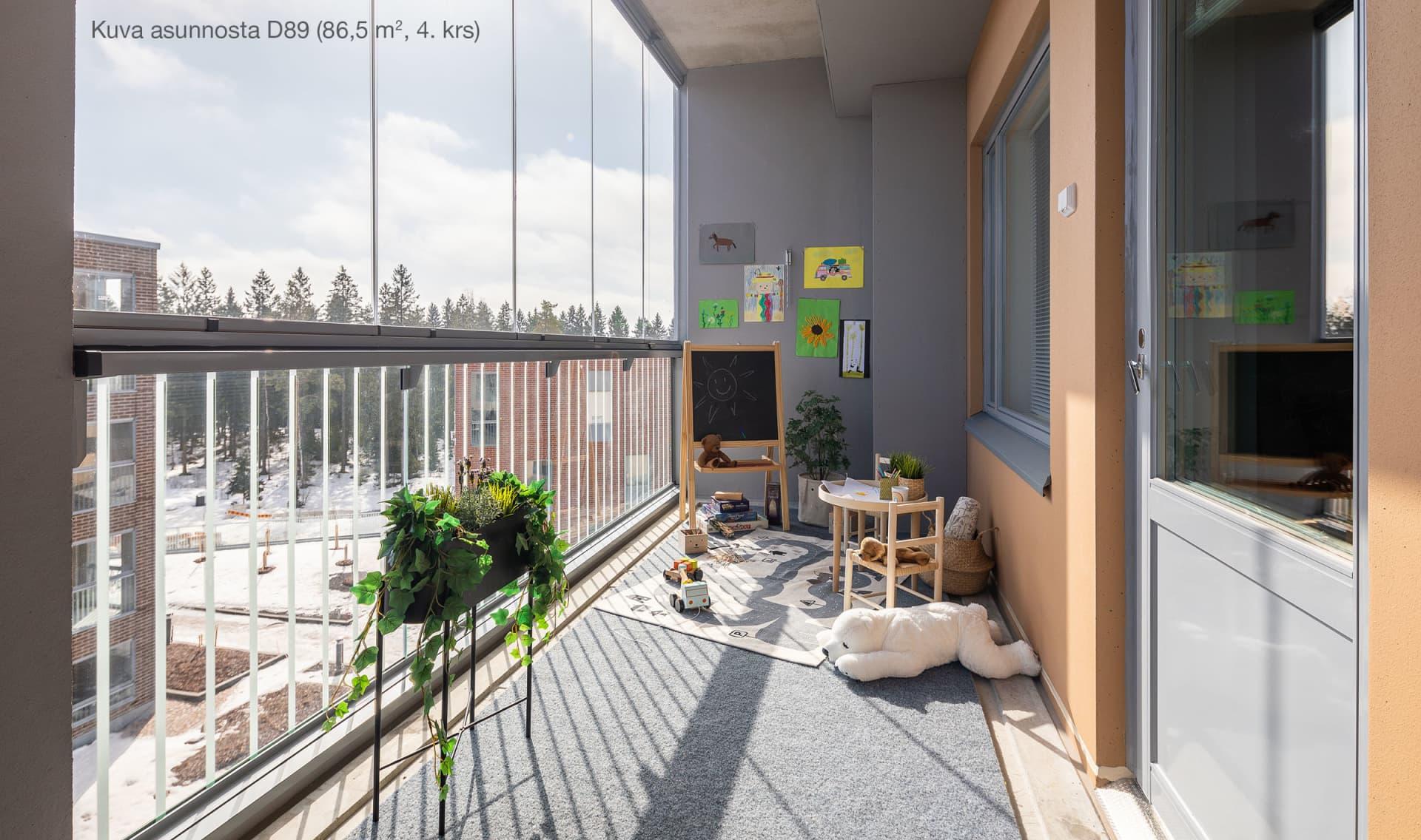 Myytävät asunnot Helsinki - Asunto Oy Helsingin Kuninkaanpolku - YIT