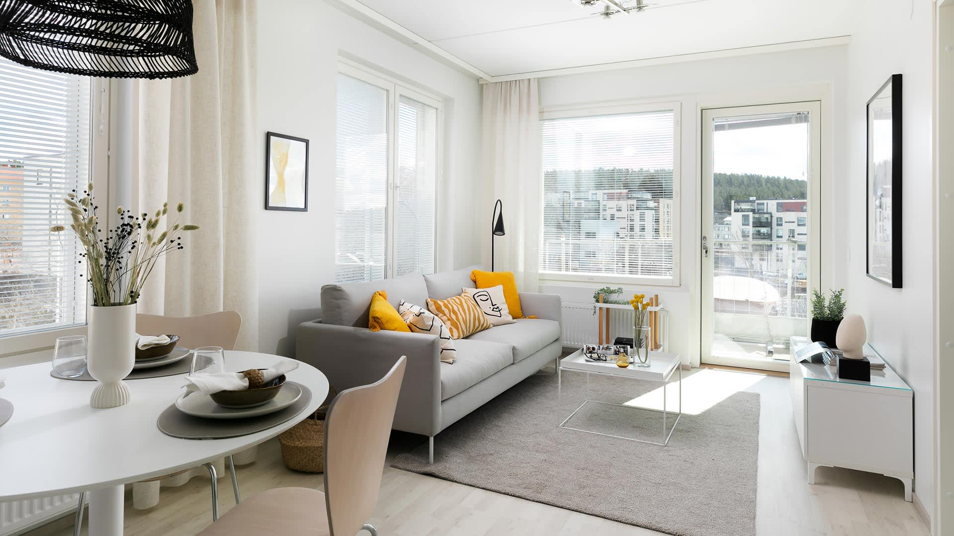 Myytävät asunnot Lohja - Lohjan Rinkeli - YIT