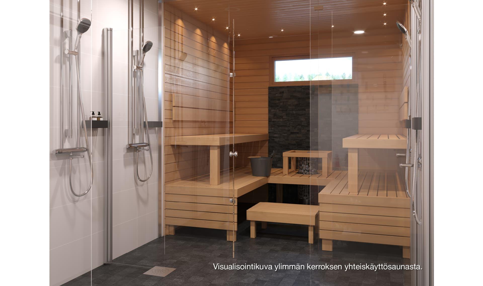 Oulun Asemantorni III - asunnot keskusta Oulu  - YIT Koti