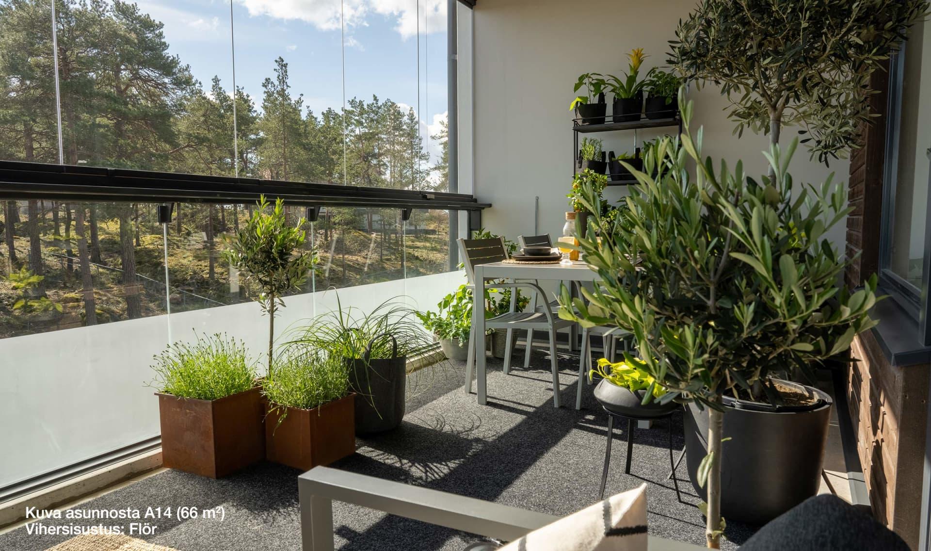 Myytävät asunnot Naantali - Naantalin Matruusi - YIT