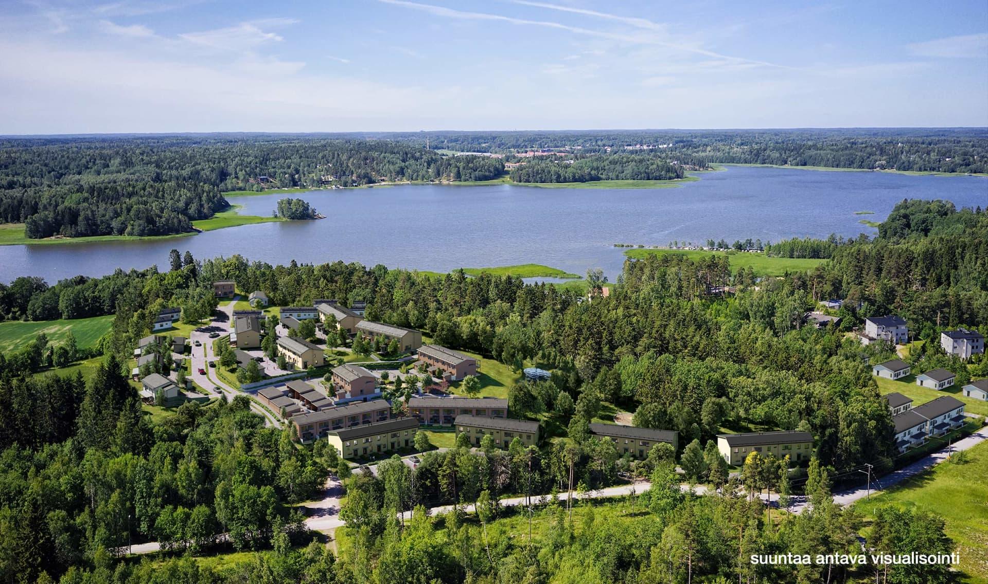 Myytävät asunnot Espoo, Kallvik - YIT